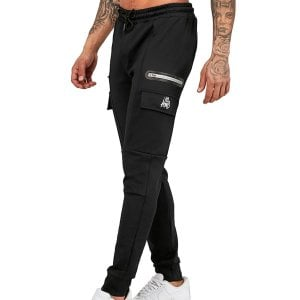 Kings Will Dream Avell Itlk Joggers Black