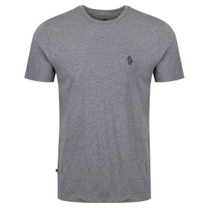 Luke 1977 Johnys Basic T-Shirt Grey