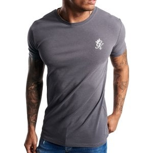 Gym King Origin T-Shirt Dark Grey