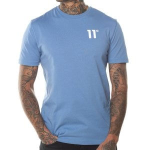 11 Degrees Core T-Shirt Country Blue