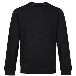 Luke 1977 Ellova Knitwear Black