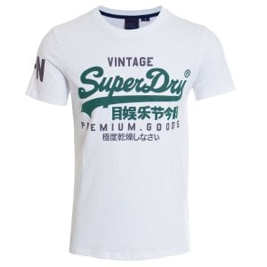 Superdry VL NS T-Shirt Optic