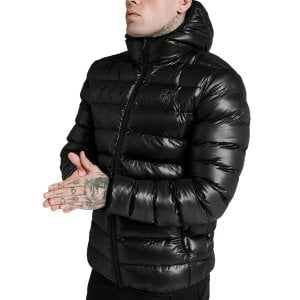 SikSilk Atmosphere Jacket Black
