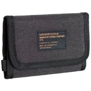 Superdry Detroit Wallet Black