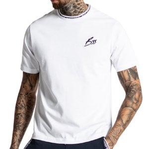 Bee Inspired Dali Relaxed T-Shirt White