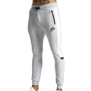 Bee Inspired Cavin Joggers Grey Marl