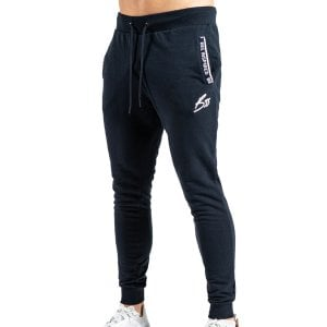 Bee Inspired Dali Joggers Navy