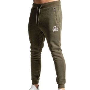 Bee Inspired Signature Joggers Khaki