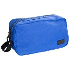 Superdry Workwear Washbag Monaco Blue