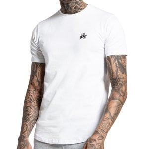 Bee Inspired Signature T-Shirt White