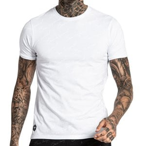 Bee Inspired Marco T-Shirt White