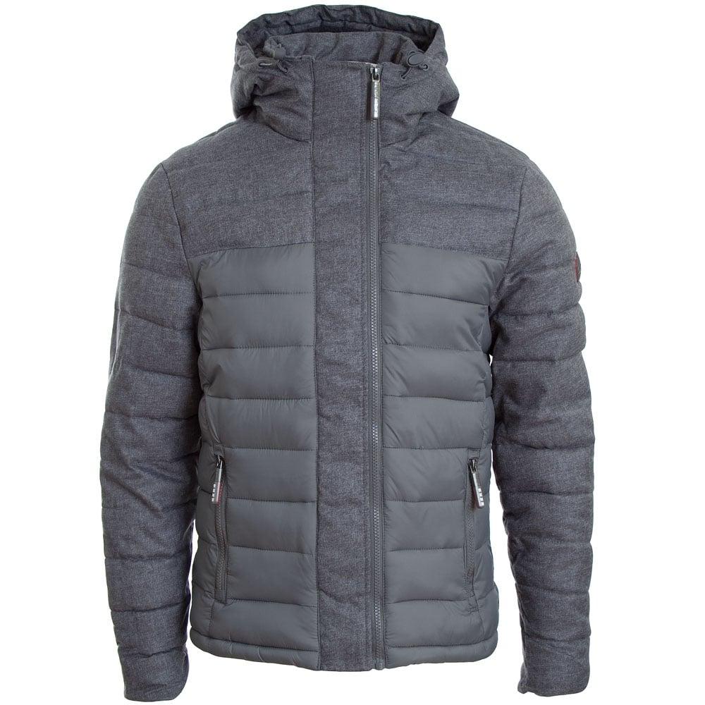 Superdry Fuji Mix Jacket | TDF Fashion
